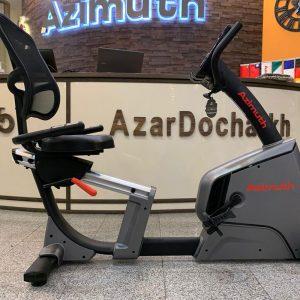 دوچرخه ثابت پشتی دار آذیموس مدل AZ8513-R30