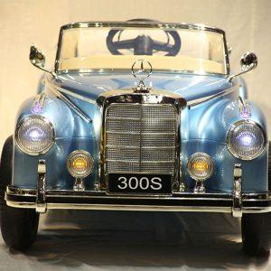 ماشین شارژی بنز کلاسیک مدل 300S